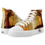 Dragon High-Top Sneakers