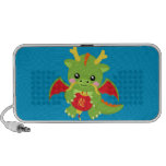 Dragon Holding Lantern iPhone Speaker