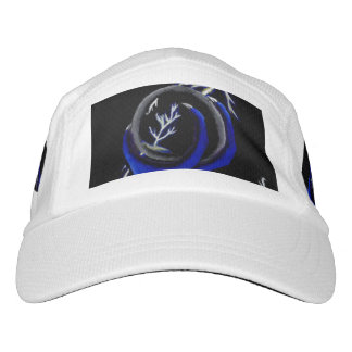 Dragon Holds Crystal Ball to see lightning Strike Headsweats Hat