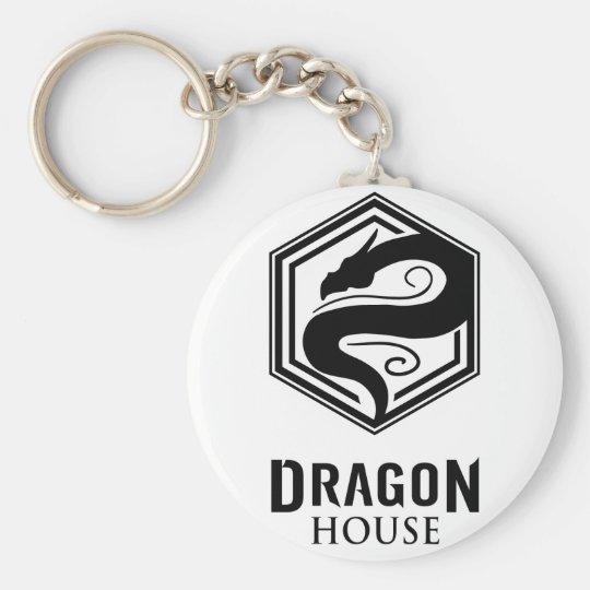 DRAGON HOUSE MERCHANDISE KEYCHAIN