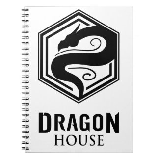 DRAGON HOUSE NOTEBOOK