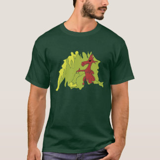 Dragon Housecleaning T-Shirt