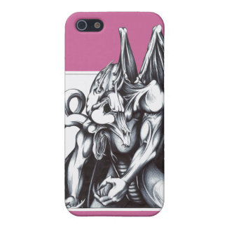 Dragon hunched cases for iPhone 5
