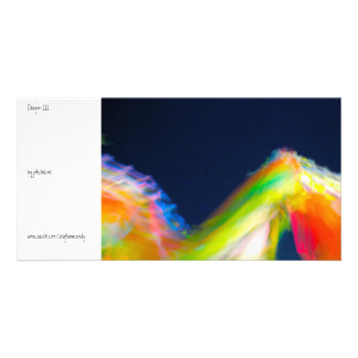 Dragon III Photo Card