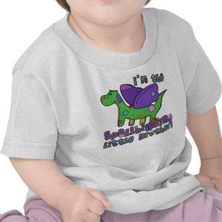 Dragon I'm the Little Brother TeeShirt T Shirt