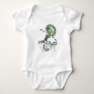 Dragón imperial body para bebé