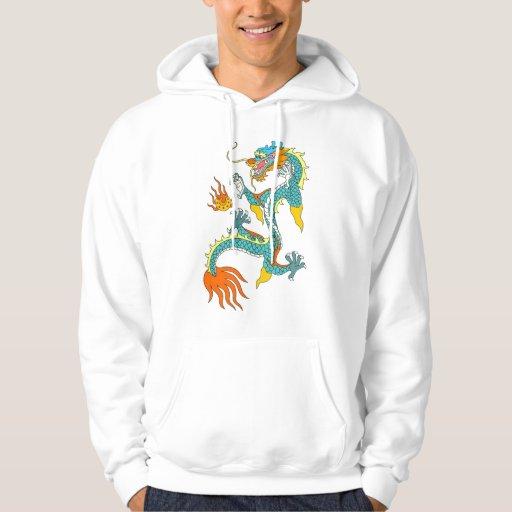 dragon,imperial,god,goddess,lord,china,chinese hooded sweatshirts