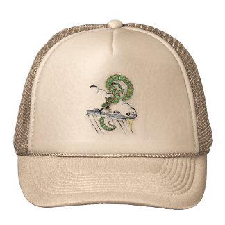 Dragón imperial gorra