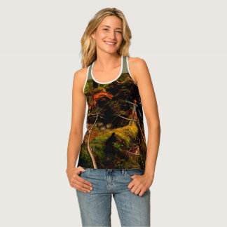 Dragon In Distress Women's Tank Top