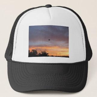 Dragon in the Sky Trucker Hat