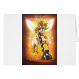 Dragon Ink Fairy Greeting Cards