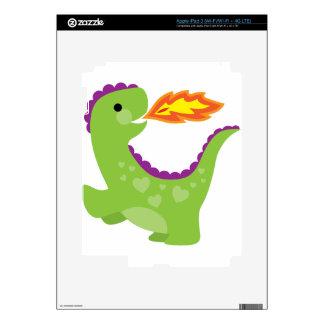 Dragon iPad 3 Decal