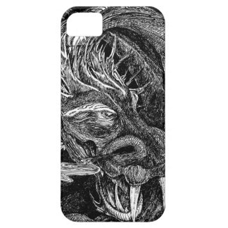 Dragon iPhone 5 barely there case iPhone 5 Covers