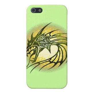 DRAGÓN iPhone 5 CARCASAS