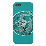 dragón iPhone 5 funda