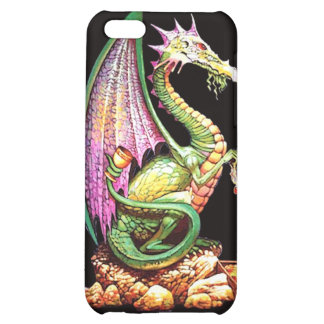 dragon iPhone 5C case
