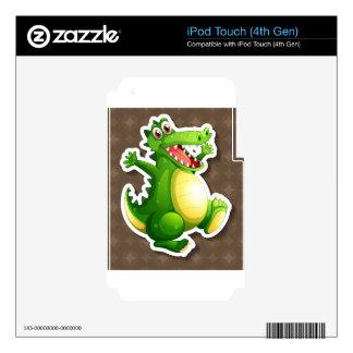 Dragon iPod Touch 4G Skin