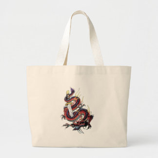 Dragón japonés Katana de Sui Riu Bolsa
