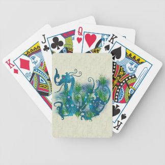 Dragón Jeweled azul Cartas De Juego