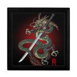 Dragon katana 宝石箱