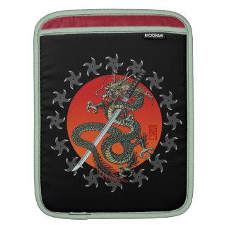 Dragon katana 2 sleeves for iPads