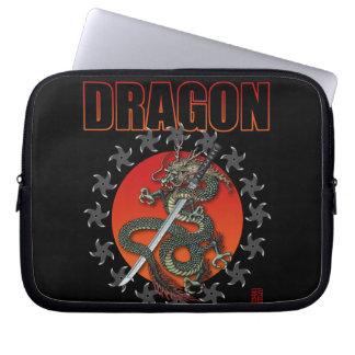 Dragon katana 2 laptop sleeves