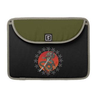 Dragon katana 2 MacBook pro sleeve