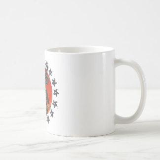 Dragon katana 2 コーヒーマグ