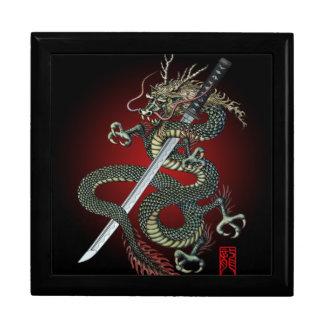 Dragon katana gift box