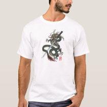 Dragon katana T-Shirt