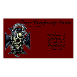 Dragon Keeper Business Card
