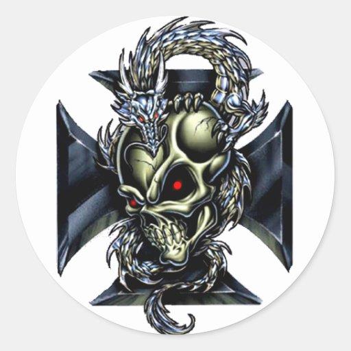 Dragon Keeper Stickers