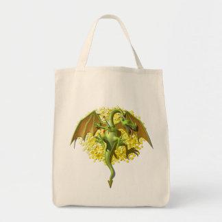 Dragon Killer Tote Bag