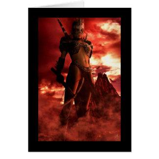 Dragon Kin - The Destroyer Card