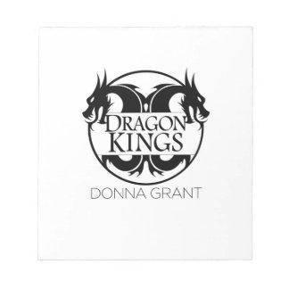 Dragon King notepad