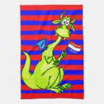 Dragon Kitchen Towel