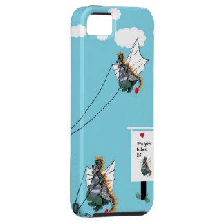 Dragon Kites iPhone Case