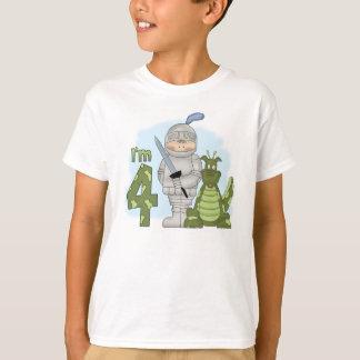 Dragon Knight 4th Birthday T-Shirt