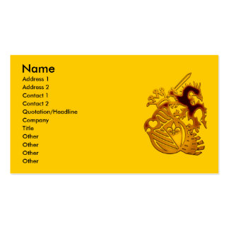 Dragon_Knight Business Card