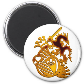 Dragon_Knight Magnet