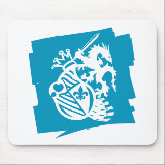 Dragon_Knight Mouse Pad