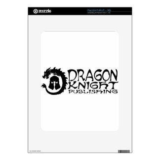 Dragon-Knight Publishing Logo iPad Decal