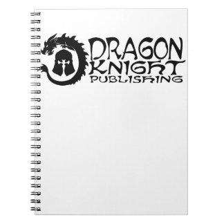 Dragon-Knight Publishing Logo Notebook