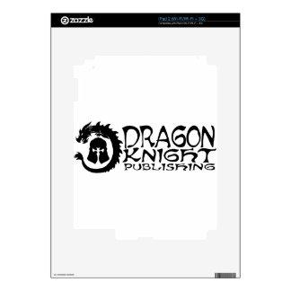 Dragon-Knight Publishing Logo Skin For The iPad 2