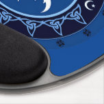 Dragon Knot 1 Gel Mouse Pad