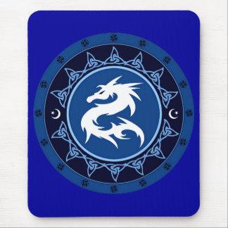 Dragon Knot 1 Mouse Pad