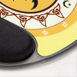 Dragon Knot 2 Gel Mouse Pad