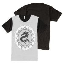 Dragon Knot 4 All-Over-Print Shirt