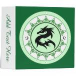 Dragon Knot 5 3 Ring Binder
