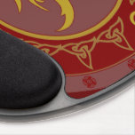 Dragon Knot 7 Gel Mouse Pad